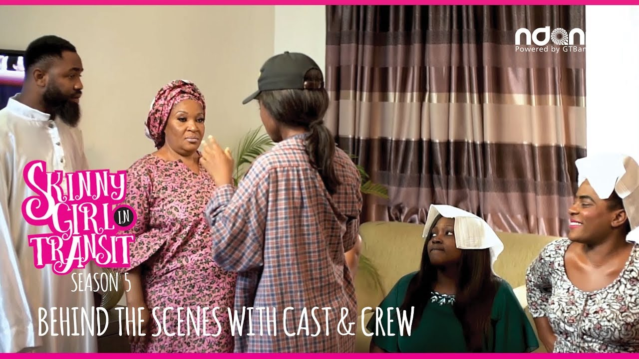 Behind the Scenes with Cast & Crew