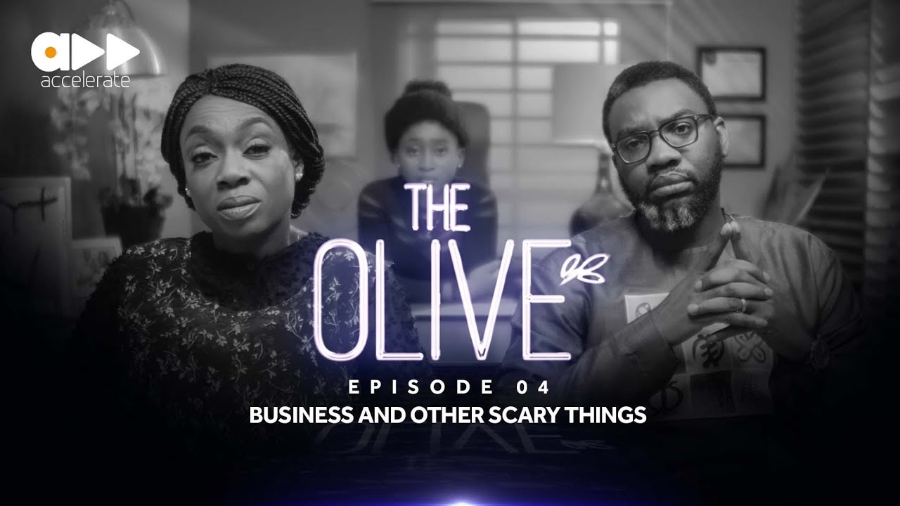 Episode 4: Business and Other Scary Things